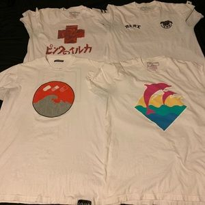 Rare Pink Dolphin 10 pc***Lot*** L- XL